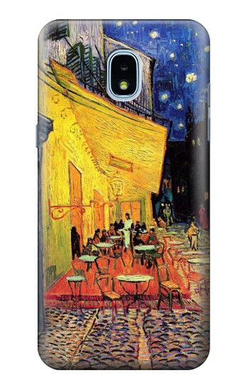 Printed Van Gogh Cafe Terrace Samsung Galaxy J3 (2018) Case