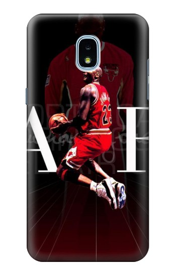Printed Basketball Air Jordan Samsung Galaxy J3 (2018) Case