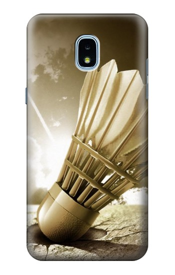 Printed Badminton Sport Art Samsung Galaxy J3 (2018) Case