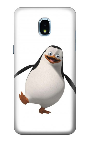 Printed Penguin Samsung Galaxy J3 (2018) Case