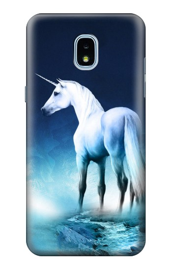 Printed Unicorn Horse Samsung Galaxy J3 (2018) Case