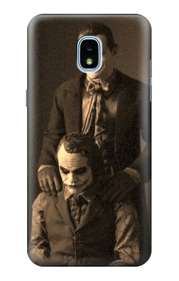 Printed Jokers Together Samsung Galaxy J3 (2018) Case