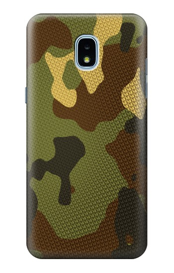 Printed Camo Camouflage Graphic Printed Samsung Galaxy J3 (2018) Case