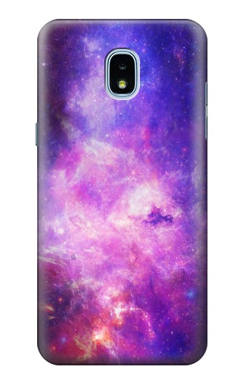 Printed Milky Way Galaxy Samsung Galaxy J3 (2018) Case