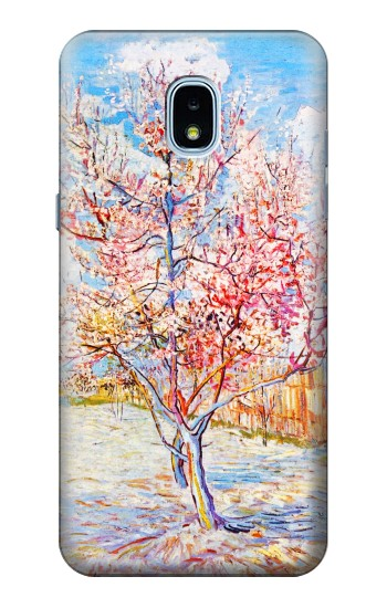 Printed Van Gogh Peach Tree Blossom Samsung Galaxy J3 (2018) Case