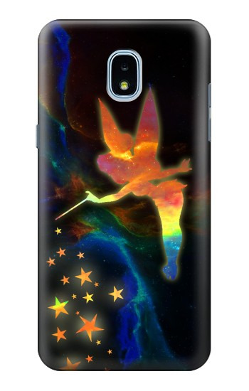 Printed Tinkerbell Magic Sparkle Samsung Galaxy J3 (2018) Case