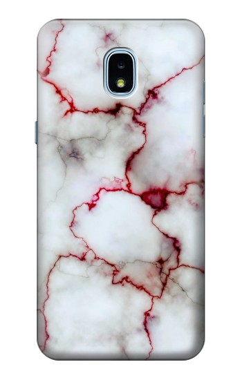 Printed Bloody Marble Samsung Galaxy J3 (2018) Case