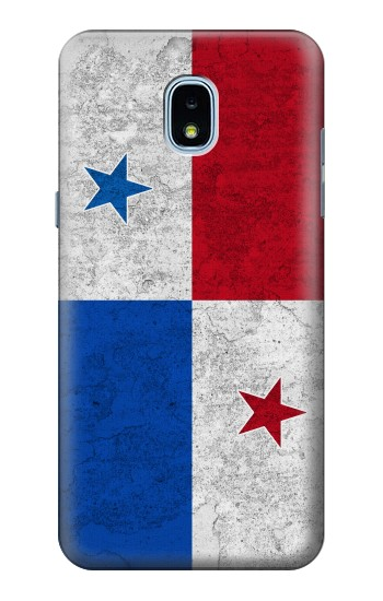 Printed Panama Flag Samsung Galaxy J3 (2018) Case
