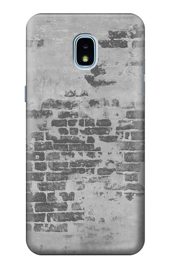 Printed Old Brick Wall Samsung Galaxy J3 (2018) Case