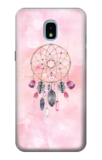 Printed Dreamcatcher Watercolor Painting Samsung Galaxy J3 (2018) Case