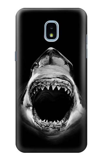 Printed Great White Shark Samsung Galaxy J3 (2018) Case