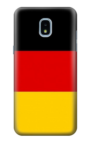 Printed Flag of Germany Samsung Galaxy J3 (2018) Case