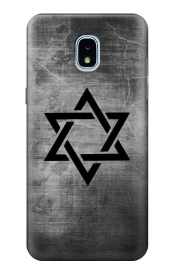 Printed Judaism Star of David Symbol Samsung Galaxy J3 (2018) Case