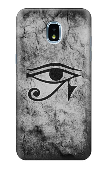 Printed Sun Eye Of Horus Samsung Galaxy J3 (2018) Case