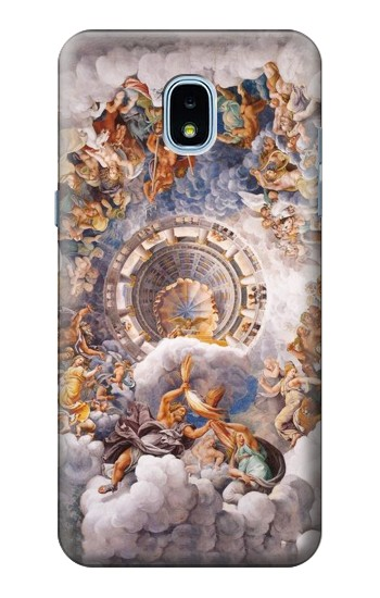Printed The Assembly of Gods Samsung Galaxy J3 (2018) Case