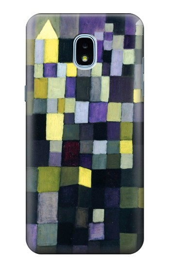 Printed Paul Klee Architecture Samsung Galaxy J3 (2018) Case