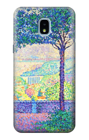 Printed Paul Signac Terrace of Meudon Samsung Galaxy J3 (2018) Case