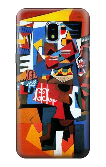 Printed Picasso The Bird Cage Samsung Galaxy J3 (2018) Case