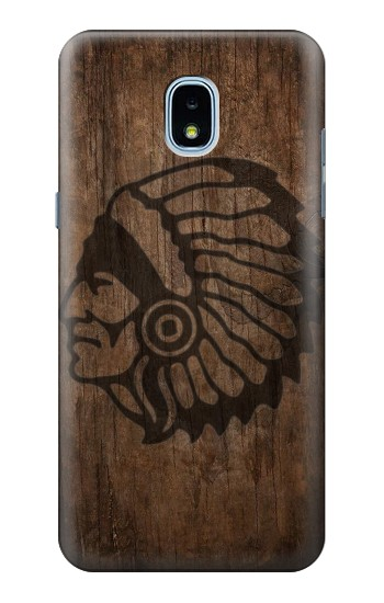 Printed Indian Head Samsung Galaxy J3 (2018) Case