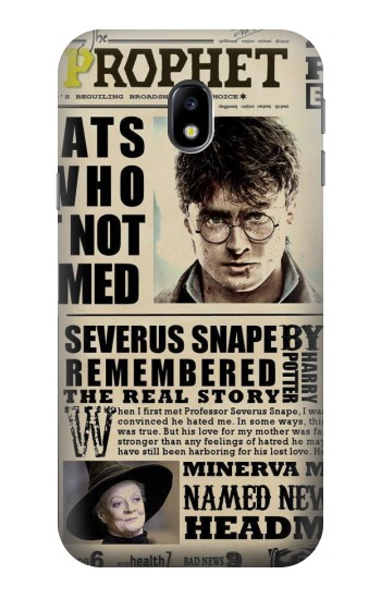 Printed Harry Potter Daily Prophet HTC One A9 Case