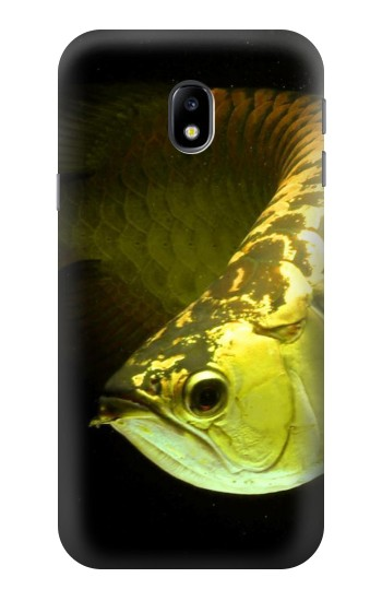 Printed Gold Arowana Fish HTC One A9 Case