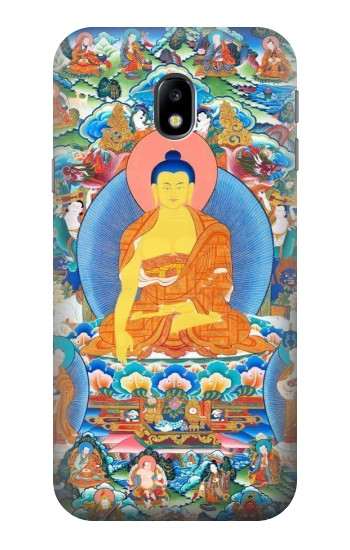 Printed Buddha Paint HTC One A9 Case
