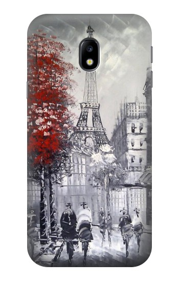 Printed Eiffel Painting of Paris HTC One A9 Case