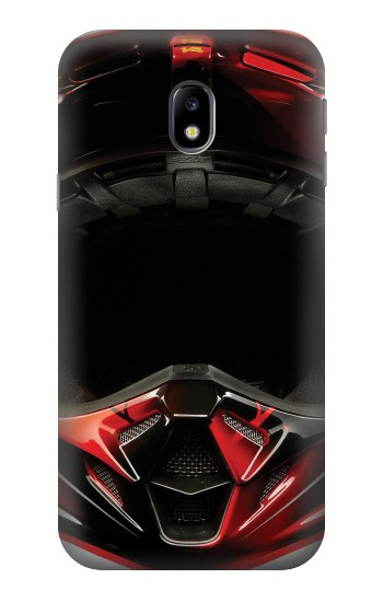 Printed Motorcycle Helmet HTC One A9 Case
