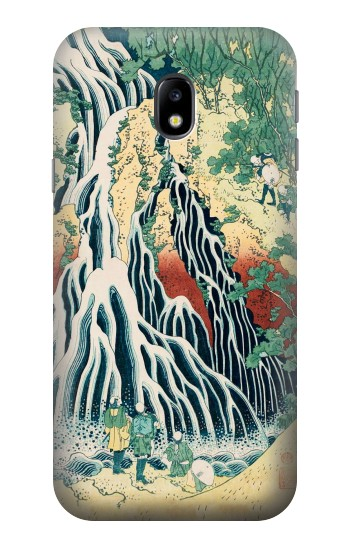 Printed Kirifuri Waterfall at Kurokami Mountain in Shimotsuke HTC One A9 Case