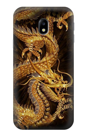 Printed Chinese Gold Dragon Printed HTC One A9 Case