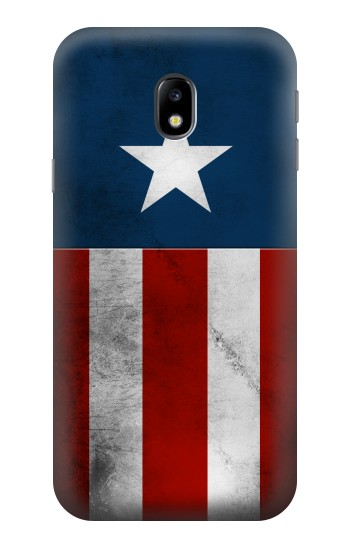 Printed Captain Star Flag of America HTC One A9 Case