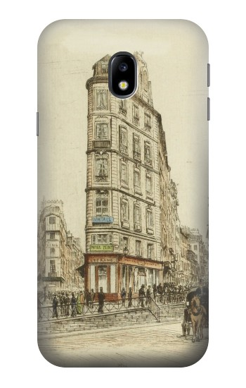 Printed Boulevards of Paris HTC One A9 Case