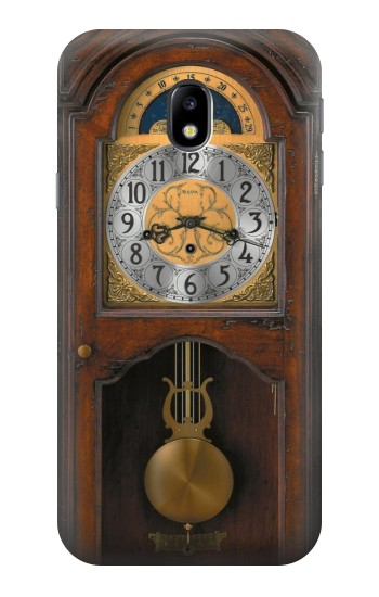 Printed Grandfather Clock Antique Wall Clock HTC One A9 Case