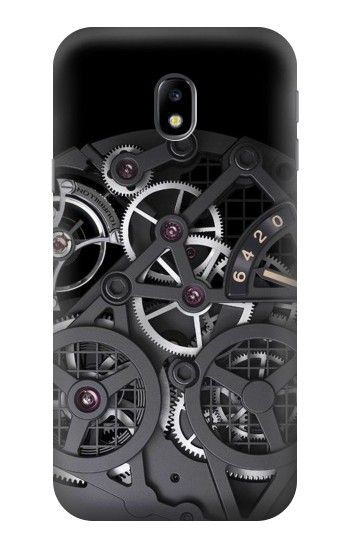 Printed Inside Watch Black HTC One A9 Case