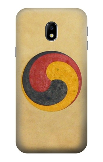 Printed Korean Traditional Drum HTC One A9 Case