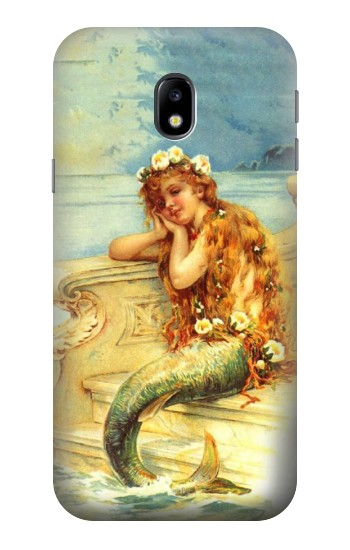 Printed Little Mermaid Painting HTC One A9 Case