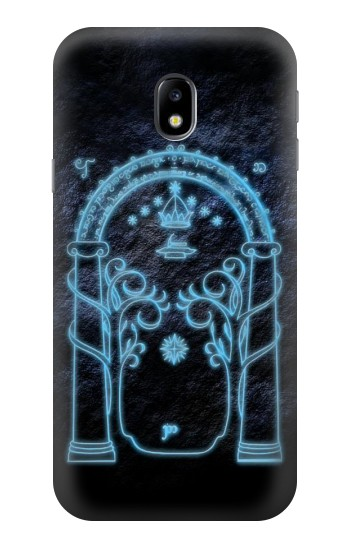 Printed Lord of The Rings Mines of Moria Gate HTC One A9 Case