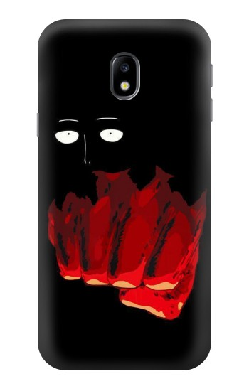 Printed One Punch Man Fight HTC One A9 Case