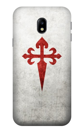 Printed Order of Santiago Cross of Saint James HTC One A9 Case