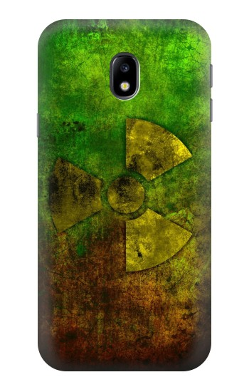 Printed Radioactive Symbol HTC One A9 Case