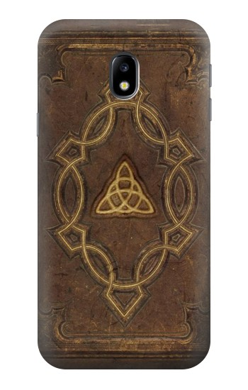 Printed Spell Book Cover HTC One A9 Case