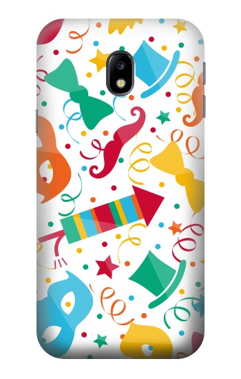 Printed Carnival Pattern HTC One A9 Case