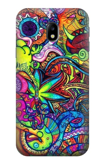 Printed Colorful Art Pattern HTC One A9 Case
