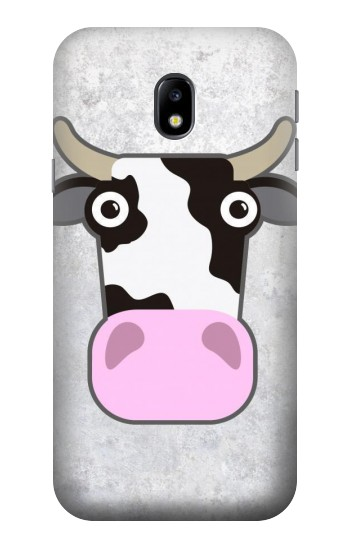 Printed Cow Cartoon HTC One A9 Case