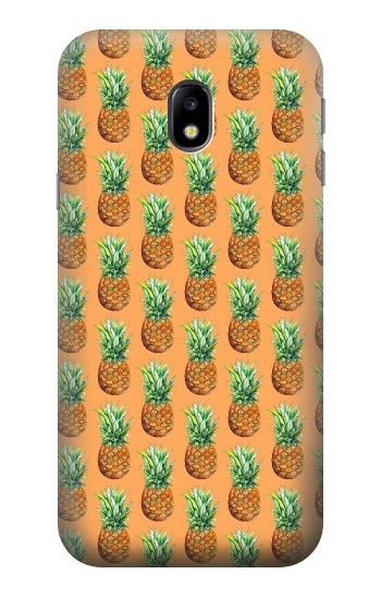 Printed Pineapple Pattern HTC One A9 Case