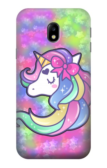 Printed Pastel Unicorn HTC One A9 Case