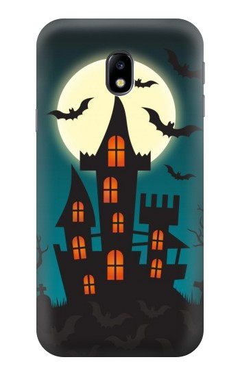 Printed Halloween Festival Castle HTC One A9 Case