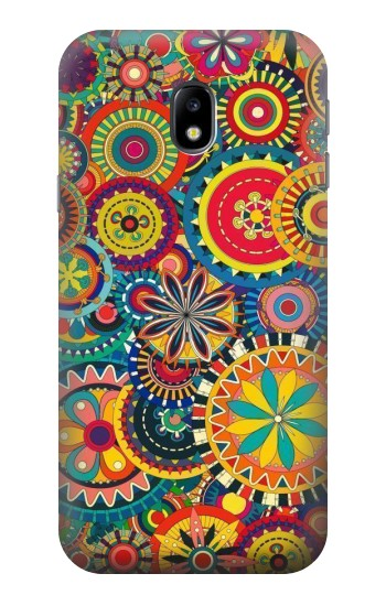 Printed Colorful Pattern HTC One A9 Case