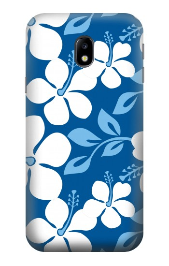 Printed Hawaii Blue Pattern HTC One A9 Case