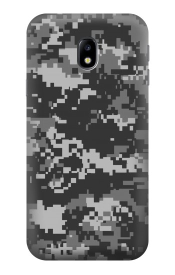 Printed Urban Black Camouflage HTC One A9 Case